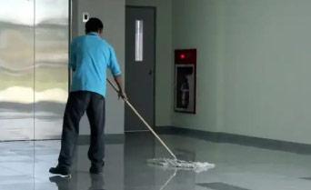 Limpieza general de oficinas
